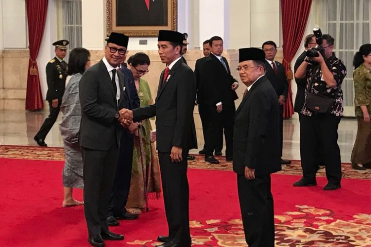 Mensos Idrus Marhan Mundur, Jokowi Lantik Agus Gumiwang
