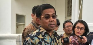 Mensos Idrus Marham Mundur, Jokowi Lantik Agus Gumiwang
