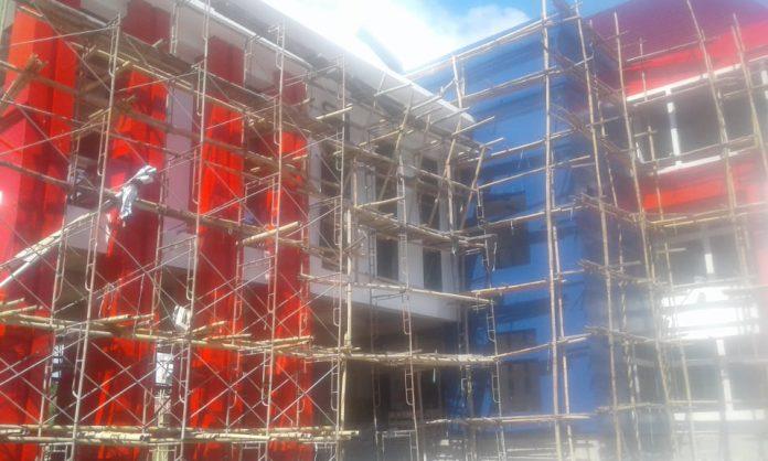 Proyek Kantor Bupati Sikka Rp 29 Miliar Masih Terkatung-katung