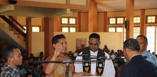 Otto Gusti Madung Jadi Ketua STFK Ledalero