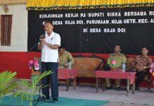 Flori Mekeng: Pemimpin Harus Dengar Keinginan Rakyat