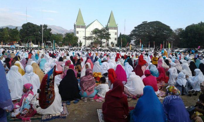 Lukman Sebut 28.000 Lebih Umat Muslim Terima Zakat