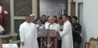 Vatikan Tunjuk Romo Ewald Sedu Jadi Uskup Maumere