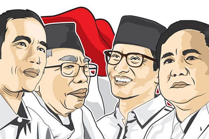 Jokowi dan Prabowo Tanding Ulang