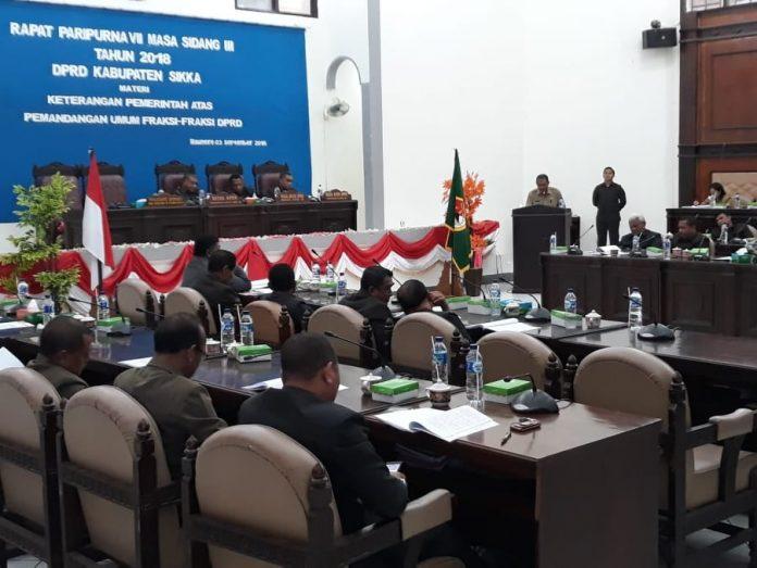 Banggar dan Pemerintah Setuju PAD Rp 100 Miliar