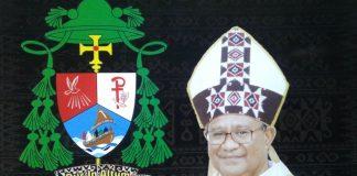 Inilah Profil Uskup Maumere Mgr Edwaldus Martinus Sedu
