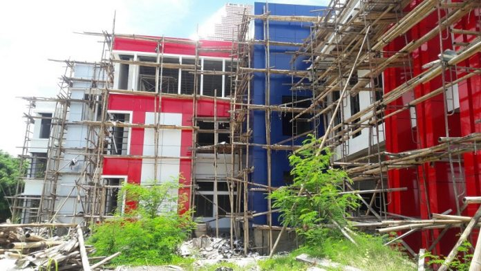 Megaproyek Kantor Bupati Sikka Rp 29 Miliar Tidak Dapat Dilanjutkan