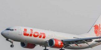 Lion Air Jatuh di Tanjung Karawang