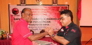 AHP Dorong PDIP Sikka Konsolidasi Menangkan Pemilu 2019