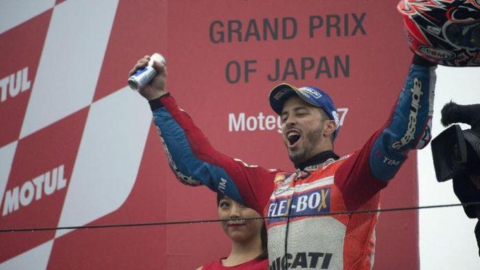 Dovizioso Tekad Balas Dendam Marquez di Jepang