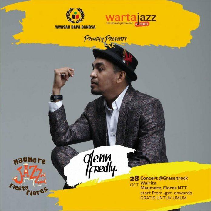 Sejumlah Musisi Jazz Terkenal Bakal Manggung di Maumere