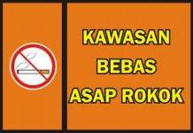 Pelanggar Kawasan Tanpa Rokok Didenda Rp Maksimal 50 Juta
