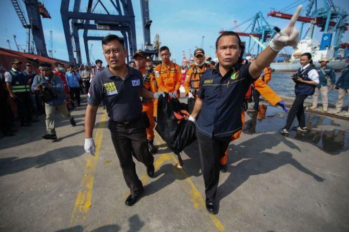 Tim Pencarian Tidak Temukan Badan Lion Air