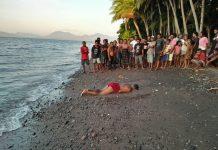 Arnold Ditemukan Tewas Tenggelam di Pantai Ahu Wair