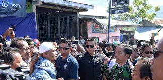 Jokowi Perintahkan Evakuasi Korban