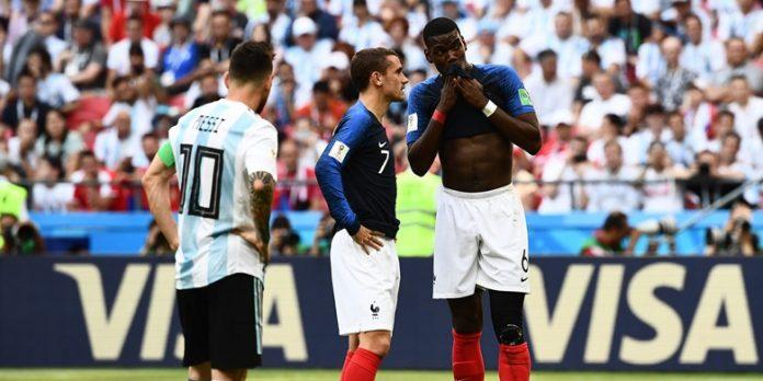 Pogba Unggulkan Pemain Perancis Rebut Ballon d'Or