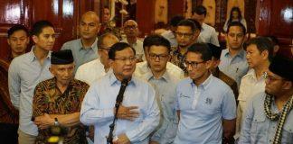 Buntut Ratna Berbohong, Prabowo Minta Maaf