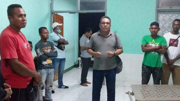 Buntut Buruh Tewas, Manajemen Telkom Maumere Sampaikan Duka