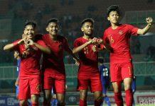 Hadapi Taiwan Malam Ini, Indonesia Optimis Raih Tiga Angka