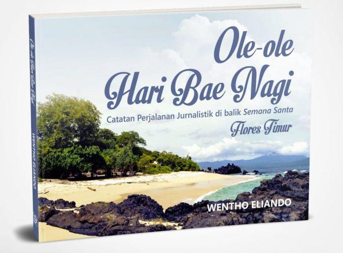 Wentho Eliando Luncurkan Catatan Perjalanan Jurnalistik