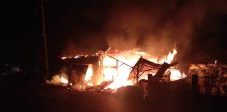 Rencana Naik Haji, Rumah Kontrakan Pammu Terbakar