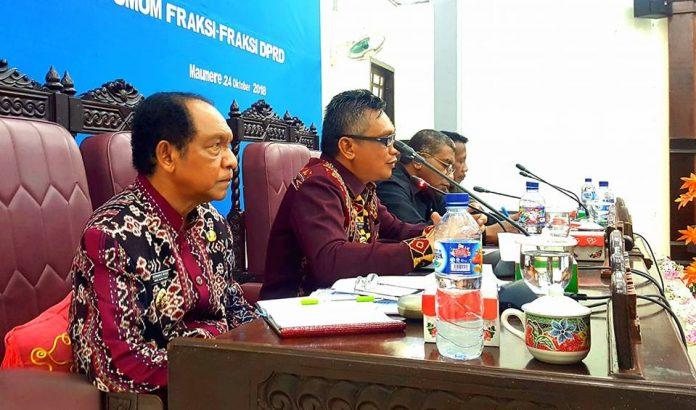 Target PAD Sikka 2019 Turun Jauh Dibandingkan Tahun Lalu