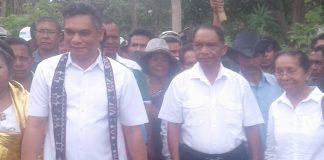 Masyarakat Korobhera Tagih Janji Politik, Bupati Sikka: Akan Jadi Perhatian