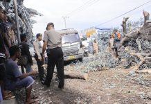 Pungli di Lokasi Pohon Tumbang, Polisi Tidak Berdaya