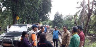 Deker Jebol, Banjir Sapu 12 Rumah Warga Hoder