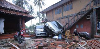 Tsunami Sunda, 222 Orang Meninggal