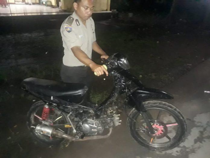Polisi Amankan Pelajar Ugal-Ugalan di Jalan Eltari