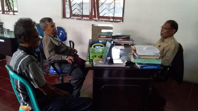 Site Manager PT Telaga Pasir Kuta Mengadu ke Nakertrans Sikka
