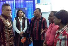 Sikka Jajaki Kerja Sama Ketenagakerjaan dengan Kutai Barat
