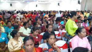 Mensos RI Salurkan Bantuan Rp 28 Miliar di Sikka