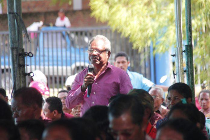 Leo Maring Ingatkan Pentingnya Pendidikan di Bahtera Sejahtera