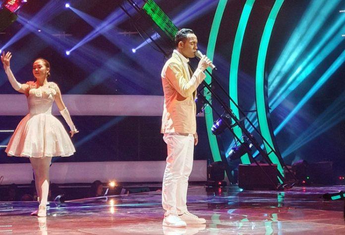 Aldo Juarai The Voice Indonesia 2018