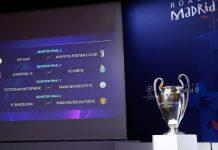 Laga Seru Perempatfinal Liga Champions