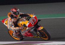 Marquez Cetak Rekor di Latihan Bebas MotoGP Qatar