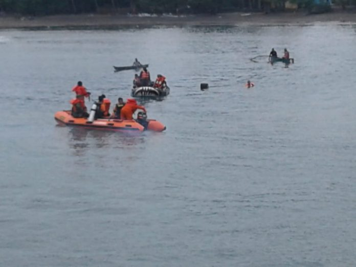 Tim SAR Gabungan Lanjutkan Pencarian Dua Korban Tenggelam