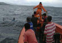 Nelayan Tenggelam Berhasil Ditemukan dalam Keadaan Hidup