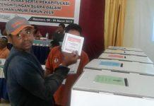 Simulasi Coblos di Sikka, 1 Pemilih Butuh Waktu Sekitar 5 Menit