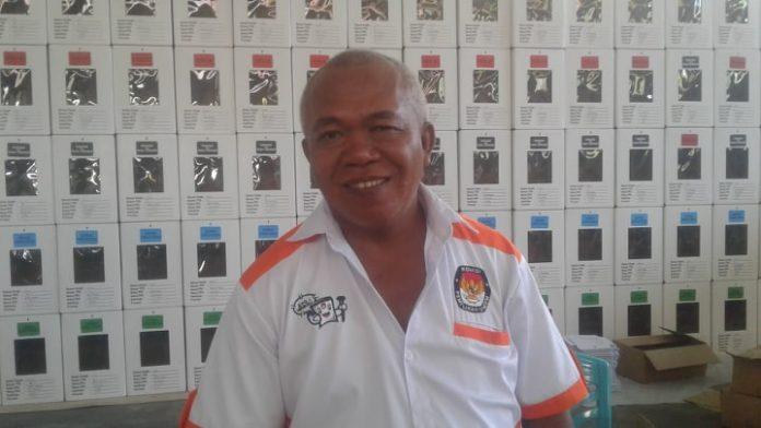 KPU Sikka Masih Tunggu Kekurangan Surat Suara