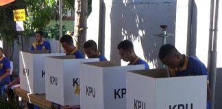 Lembaga Survei Unggulkan Jokowi-Ma'ruf