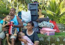 Bayi 10 Bulan Terdampak Gelombang Pasang, Ikut Mengungsi