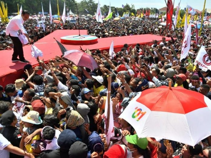 Jokowi Ungkapkan Kecintaannya kepada NTT