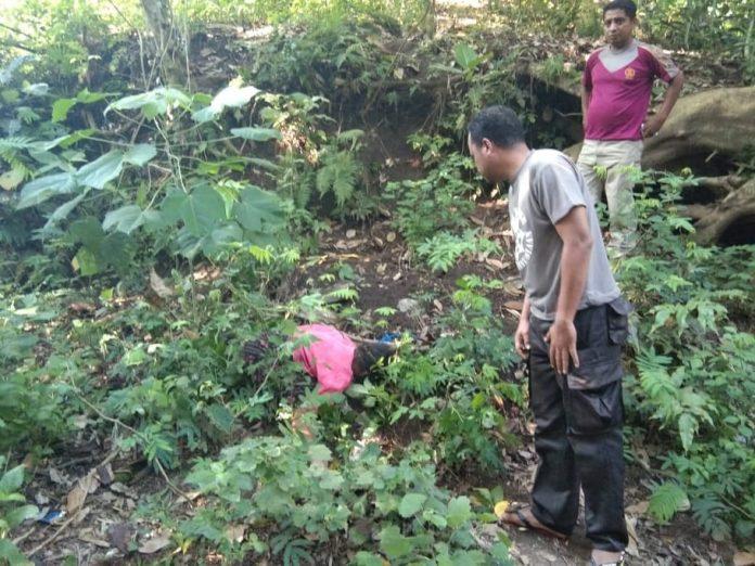 Bermaksud Cari Babi, Yosefina Koro Tewas Setelah Jatuh dari Tebing