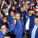 SBY Tarik Kader Demokrat dari BPN