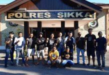 Dua Warga Sikka Bunuh di Sulsel, Tertangkap di Kangae