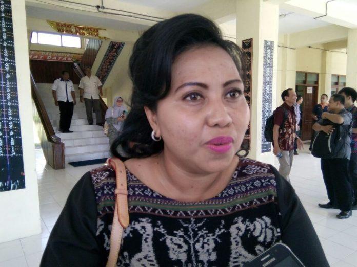Lusia Adinda dan AWK Dominasi Suara DPD di Sikka
