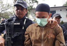 Pelaku Ancam Penggal Jokowi Mengaku Emosional